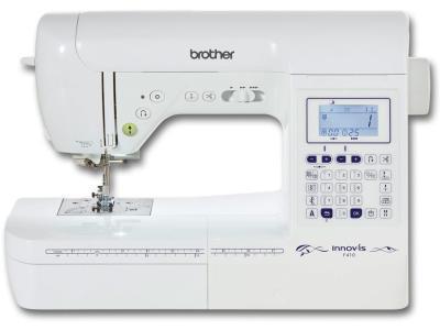 Швейная машина Brother F-410 White