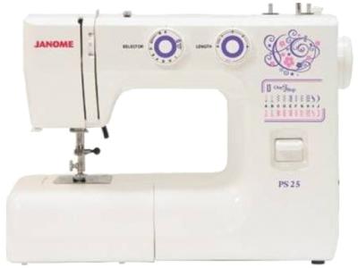 Швейная машина Janome PS 25 White