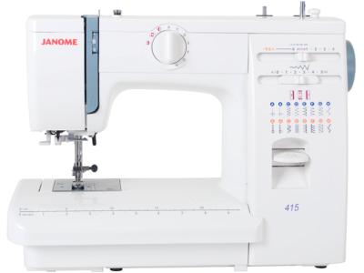 Швейная машина Janome 415 White