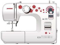 Швейная машина Janome EL 120 White, фото 2