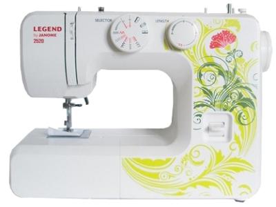 Швейная машина Janome Legend 2520 White