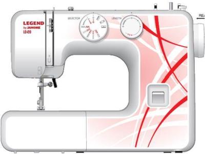 Швейная машина Janome Legend LE-20 White