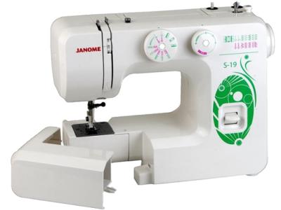 Швейная машина Janome S-19 White