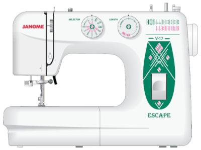 Швейная машина Janome Escape V-17 White