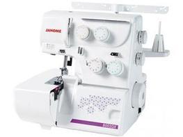 Оверлок Janome 8002DX White