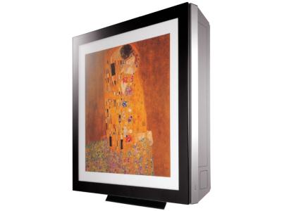 Кондиционер LG ARTCOOL Gallery A12AW1 Black-Silver