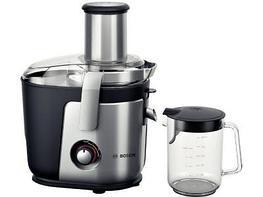 Соковыжималка Bosch MES4010 Silver-Black
