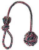 "Trixie 3269 Веревка с узлом ""DENTAfun"" 50см, диам 7 см, фото 1"