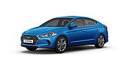 Защита картера  Hyundai Elantra VI AD 2016-