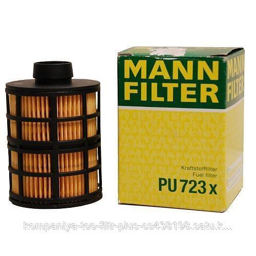 Фильтр топливный MANN PU723X