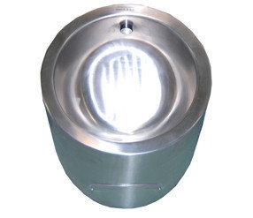 Mediclinics писсуар из нержавеющей стали, фото 2
