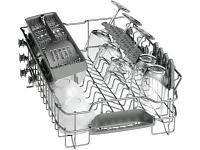 Встраиваемая посудомоечная машина Bosch SPV24CX00E White, фото 4