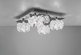 Потолочный светильник Mantra ARTIC-G9 3954SN-4L