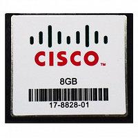 Cisco 8G eUSB Flash Memory аксессуар для сетевого оборудования (MEM-FLSH-8G=)