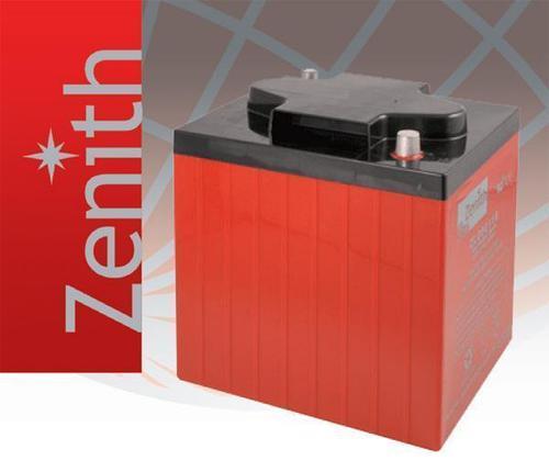 Тяговая необслуживаемая аккумуляторная батарея ZENITH 6В, фото 2