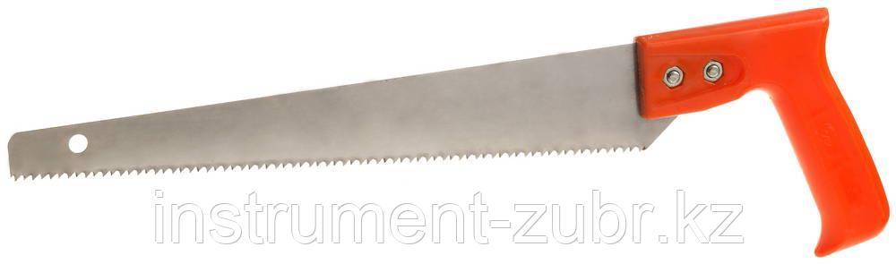 "Ножовка ""ИЖ"" по дереву с узким полотном, шаг зуба 4мм, 300мм"