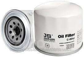 Масляный фильтр JS AsakashiC804J