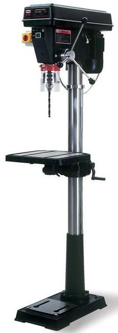 Станок сверлильный PROMA E-1720F/400 настольный
