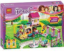Конструктор BELA Friend 10774 Игровая площадка Хартлейк Сити аналог LEGO Friends  (41325) 332 деталей