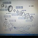 Корпус ступицы заднего подшипника HIACE 2005-2012, фото 5