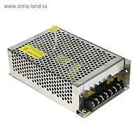 Блок питания для светодиодной ленты Ecola, 200 Вт, 220-12 В, IP20