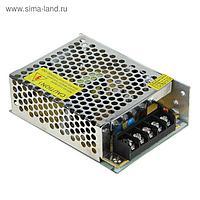 Блок питания для светодиодной ленты Ecola, 50 Вт, 220-12 В, IP20