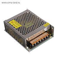 Блок питания для светодиодной ленты Ecola, 80 Вт, 220-12 В, IP20