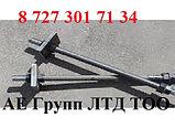 Заказать анкерные фундаментные болты по ГОСТу 24379.1-80 изогнутые Тип 1.1, фото 2