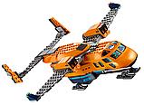 Конструктор LEPIN Cities Арктический грузовой самолёт 02112 (Аналог LEGO City 60196) 791 дет, фото 5