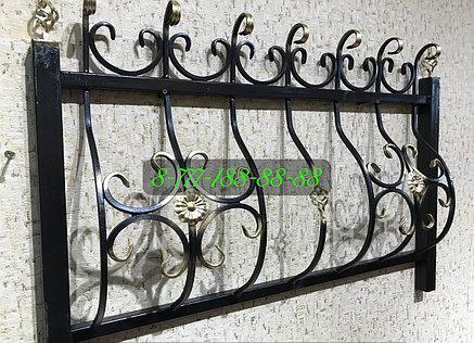 Оградки для могилы №23, фото 2