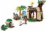 Конструктор BELA 10662 Приключения Моаны на затерянном острове, аналог Lego 41149, фото 3