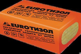 Мин плита EUROЛАЙТ П120 толщина100мм(1,8 м2) 3шт