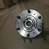Ступица передняя в сборе (переднее колесо) MITSUBISHI L200 KB4T, SAT, фото 4