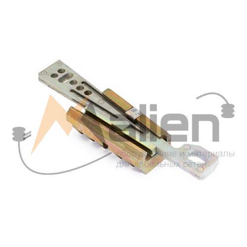МКЗ-4 Зажим монтажный клиновой