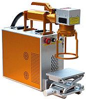 Ручной лазерный маркировщик, оптоволокно, 200*200мм