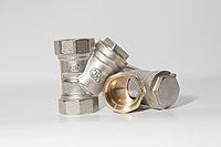 Фильтр для грубой очистки DIAMOND ф15 Латунь, фото 1
