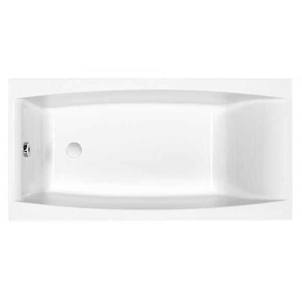 Ванна акриловая CERSANIT VIRGO 180*80 P-WP-VIRGO*180NL