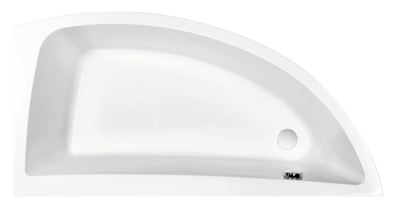 Ванна угловая CERSANIT NANO 150*75 правая