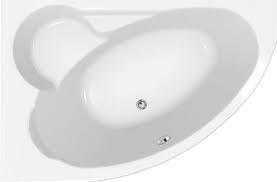 Угловая ванна CERSANIT KALIOPE 170*110