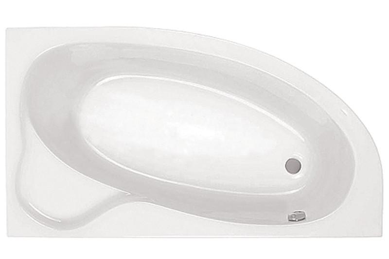 Ванна угловая SANTEK ЭДЕРА правая 170*110
