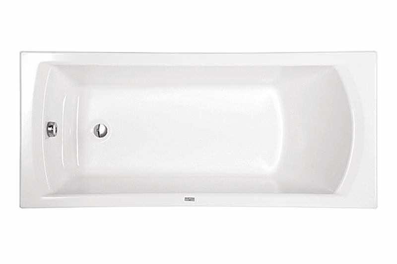 Ванна акриловая ванна SANTEK МОНАКО 160*70