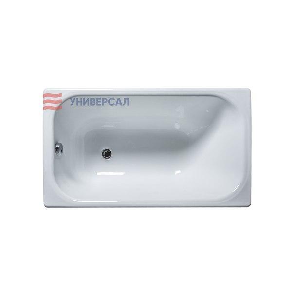 Ванна чугунная Универсал Каприз 120*70