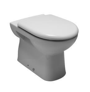 Приставной напольный унитаз Jika OLYMP под инсталяцию(8236150000001) с сиденьем S/c(8932843000009)