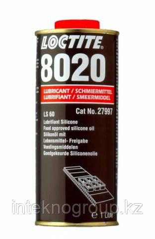 Loctite 8020 1L, Силиконов масло для пищевой промышленности