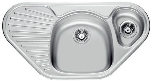Кухонная мойка Franke MON 651 E матовая (101.0010.171)