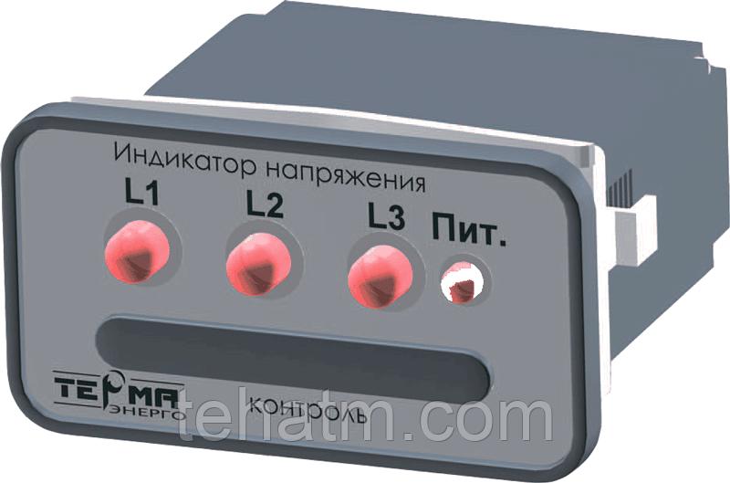 Устройства индикации напряжения серии ИН 3-10-0Х (-02, -021, -03, -05) УХЛ3