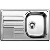 Кухонная мойка Blanco Tipo 45 S compact decor (513675)