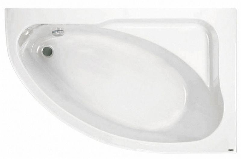 Ванна акриловая JIKA SPIRIT 163*104 комплект