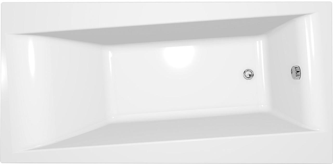 Акриловая ванна CERSANIT CANTA 175*85