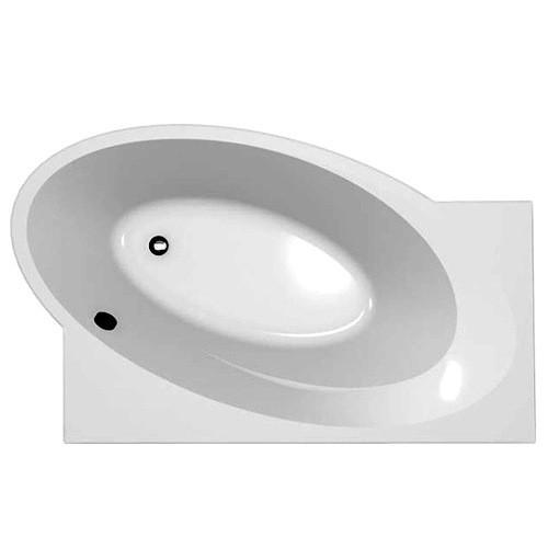 Угловая ванна CERSANIT EUFORIA 155*95